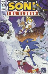 IDW Publishing's Sonic the Hedgehog Issue # 36
