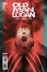 Marvel Comics's Old Man Logan Issue # 20