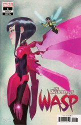 Marvel Comics's Unstoppable Wasp Issue # 1c
