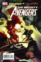 Marvel Comics's Mighty Avengers Issue # 28
