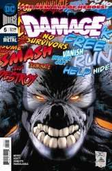 DC Comics's Damage Issue # 5