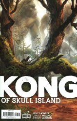 BOOM! Studios's Kong of Skull Island Issue # 7