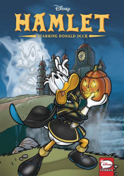 Dark Horse Comics's Disney: Hamlet - Starring Donald Duck  TPB # 1
