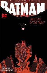 DC Comics's Batman: Creature of the Night Hard Cover # 1