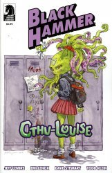 Dark Horse Comics's Black Hammer: Cthu-Louise Issue # 1b