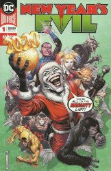 DC Comics's New Years Evil Issue # 1