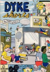 Mary Wings's Dyke Shorts Issue # 1