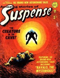 Alan Class & Company's Amazing Stories of Suspense Issue # 3