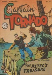 L. Miller & Son's Captain Tornado Issue # 53