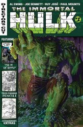 Marvel Comics's Immortal Hulk  Issue # 1directors cut