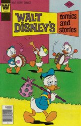 Gold Key's Walt Disney's Comics and Stories Issue # 444whitman