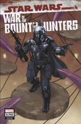 Marvel Comics's Star Wars: War of the Bounty Hunters - Alpha Issue # 1stateofcomics