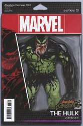 Marvel Comics's Absolute Carnage Issue # 4b