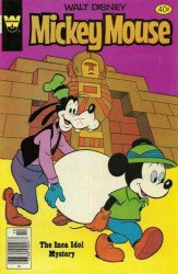 Gold Key's Mickey Mouse Issue # 200whitman