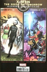 Marvel Comics's X-Men: Seeds of Tomorrow Issue nn