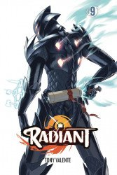 Viz Media's Radiant Soft Cover # 9