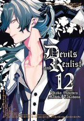 Seven Seas Entertainment's Devils and Realist Soft Cover # 12