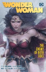 DC Comics's Wonder Woman TPB # 9