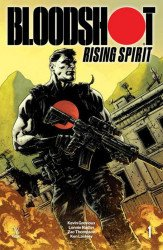 Valiant Entertainment's Bloodshot: Rising Spirit Issue # 1stadium-a
