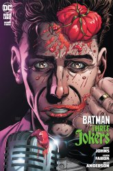 DC Black Label's Batman: Three Jokers Issue # 3f