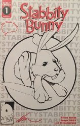 Scout Comics's Stabbity Bunny Issue # 1brain trust-b