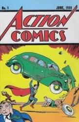DC Comics's Action Comics Issue # 1loot crate