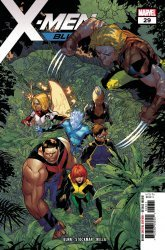 Marvel Comics's X-Men Blue Issue # 29