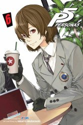 Viz Media's Persona5 Soft Cover # 6