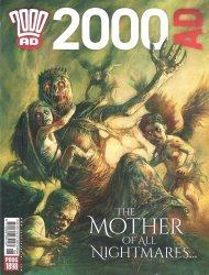 Rebellion's 2000 AD Issue # 1898