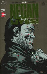 Image Comics's Negan Lives Issue # 1c
