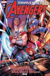 IDW Publishing's Marvel Action: Avengers Issue # 3