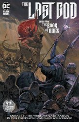 DC Black Label's The Last God Sourcebook Issue # 1