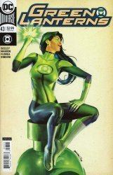 DC Comics's Green Lanterns Issue # 43b
