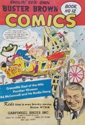 Buster Brown Shoes's Buster Brown Comics Issue # 12garfinkel