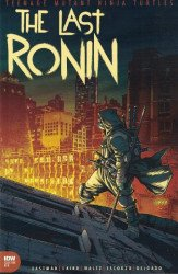 IDW Publishing's Teenage Mutant Ninja Turtles: Last Ronin Issue # 1c