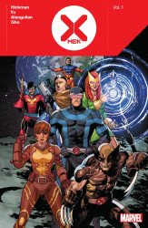 Marvel Comics's X-Men TPB # 1
