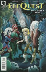 Dark Horse Comics's ElfQuest: Stargazer's Hunt Issue # 4