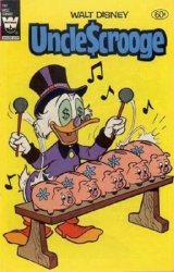 Whitman's Uncle Scrooge Issue # 197