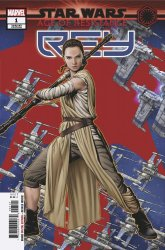 Marvel Comics's Star Wars: Age of Resistance - Rey Issue # 1b