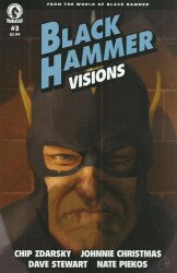 Dark Horse Comics's Black Hammer: Visions Issue # 3