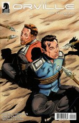 Dark Horse Comics's The Orville Issue # 2