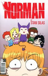 Titan Comics's Norman: The First Slash Issue # 1c