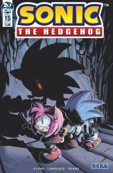 IDW Publishing's Sonic the Hedgehog Issue # 15b