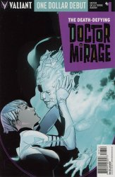 Valiant Entertainment's Death-Defying Doctor Mirage Issue # 1e
