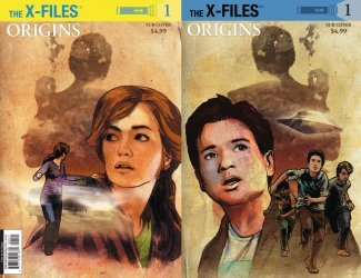 IDW Publishing's X-Files: Origins Issue # 1sub