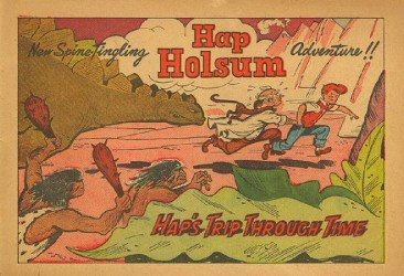Holsum Bread Co.'s Hap Holsum Issue nn