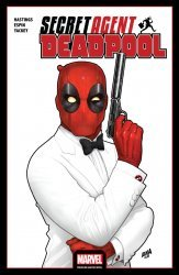 Marvel Comics's Deadpool: Secret Agent Deadpool TPB # 1