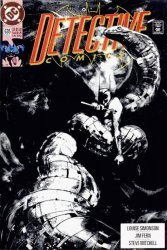 DC Comics's Detective Comics Issue # 635