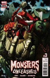 Marvel Comics's Monsters Unleashed Issue # 3
