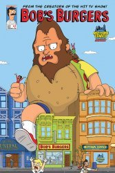 Dynamite Entertainment's Bob's Burgers Issue # 1f